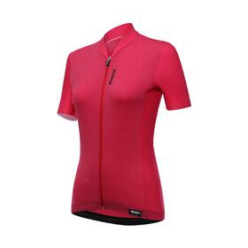 Santini Scia Jersey SS Women rosso